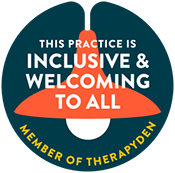 This practice is inclusive & welcoming to all - Member of Therapy Den